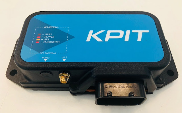 Image Attribute: KPIT GPS Antenna / Source: KPIT Technologies, INDIA