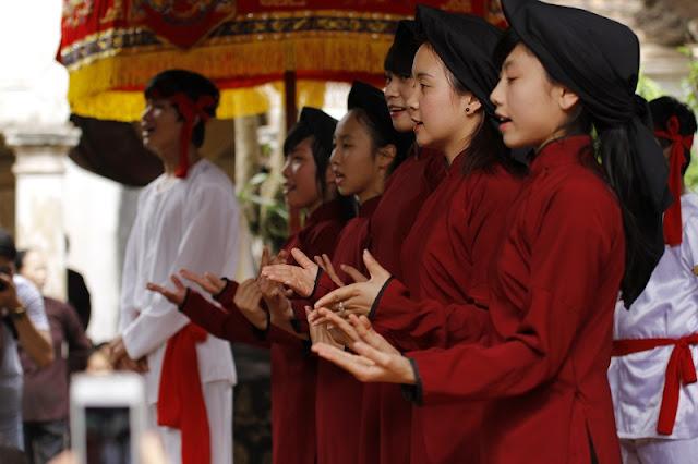 Xoan festival in Phu Tho province 2