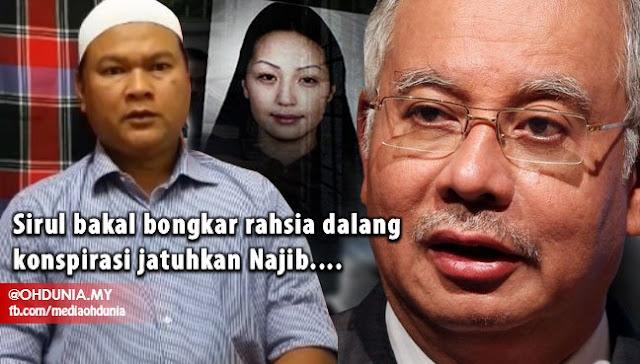 Sirul Bakal Bongkar Rahsia Dalang Konspirasi Jatuhkan Najib