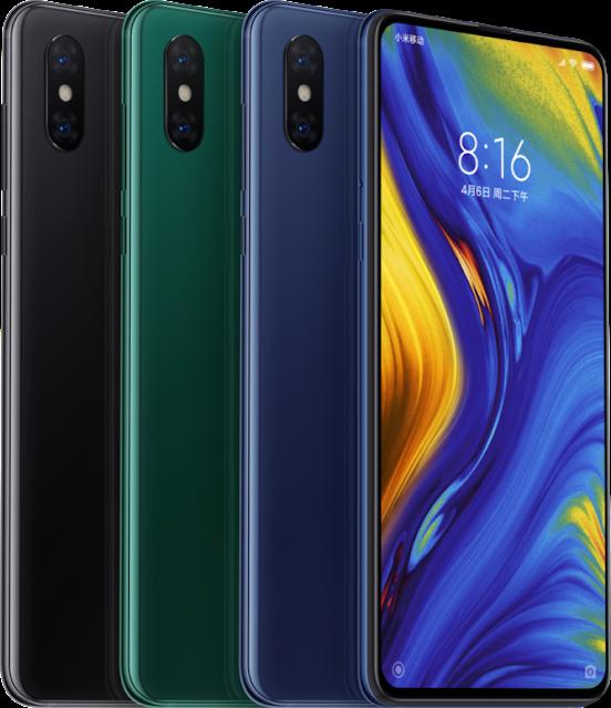 الكشف عن الهاتف Xiaomi Mi Mix 3