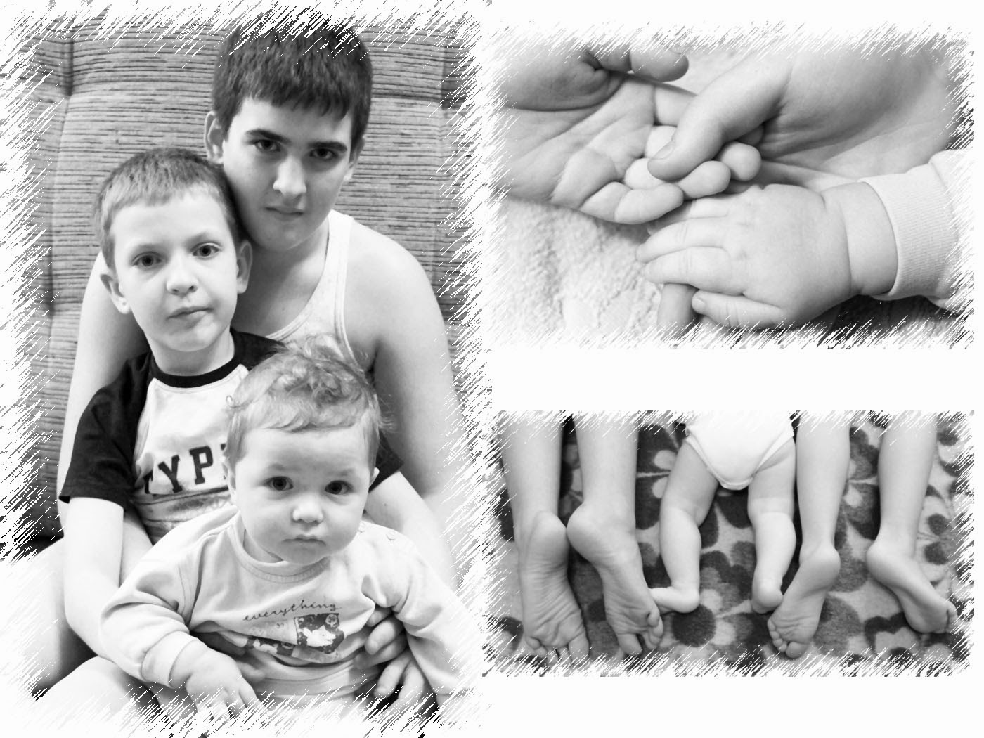 мои мальчишки