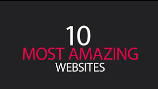 10 Most Amazing Websites