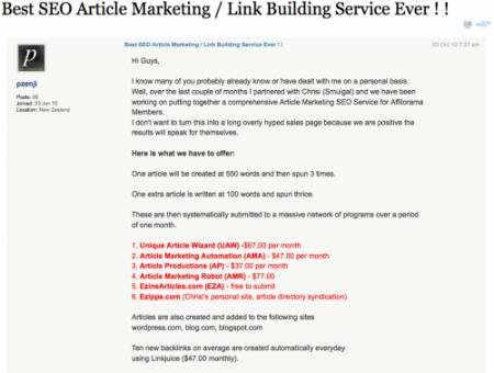 Trabajar tu reputación en foros y blogs llevará tráfico a tu web