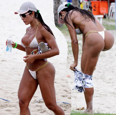 Fiz marca de bikini pra levar pau - 3 part 1