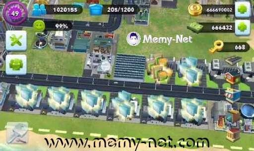 تحميل لعبة بناء المدن SimCity BuildIt