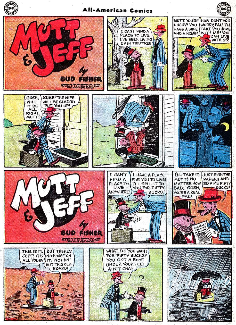 Read online All-American Comics (1939) comic -  Issue #91 - 19