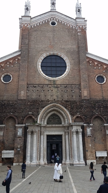 Church of San Giovanni e Paolo The Venice Experience blog