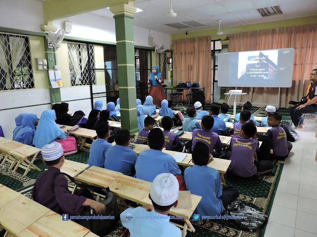 Gerak Gempur UPKK 2016 Gabungan 3 Buah Sekolah