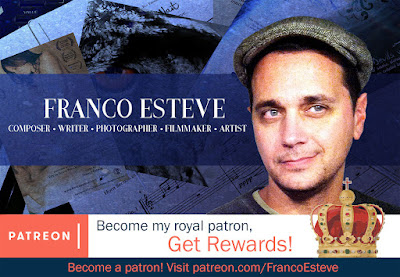Support Franco Esteve on Patreon https://patreon.com/FrancoEsteve
