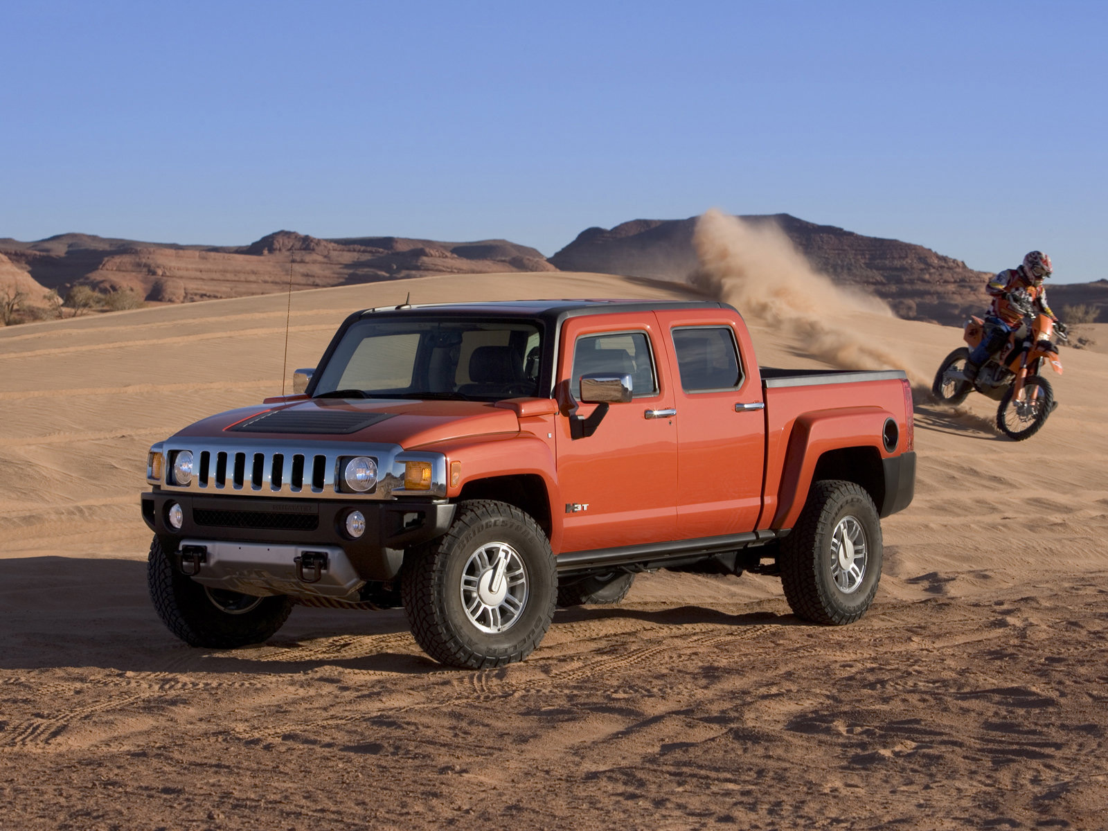 Automotive Database Hummer H3