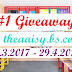 #1 Giveaway by The Aaisy (29APRIL2017@12PM) - TAMAT