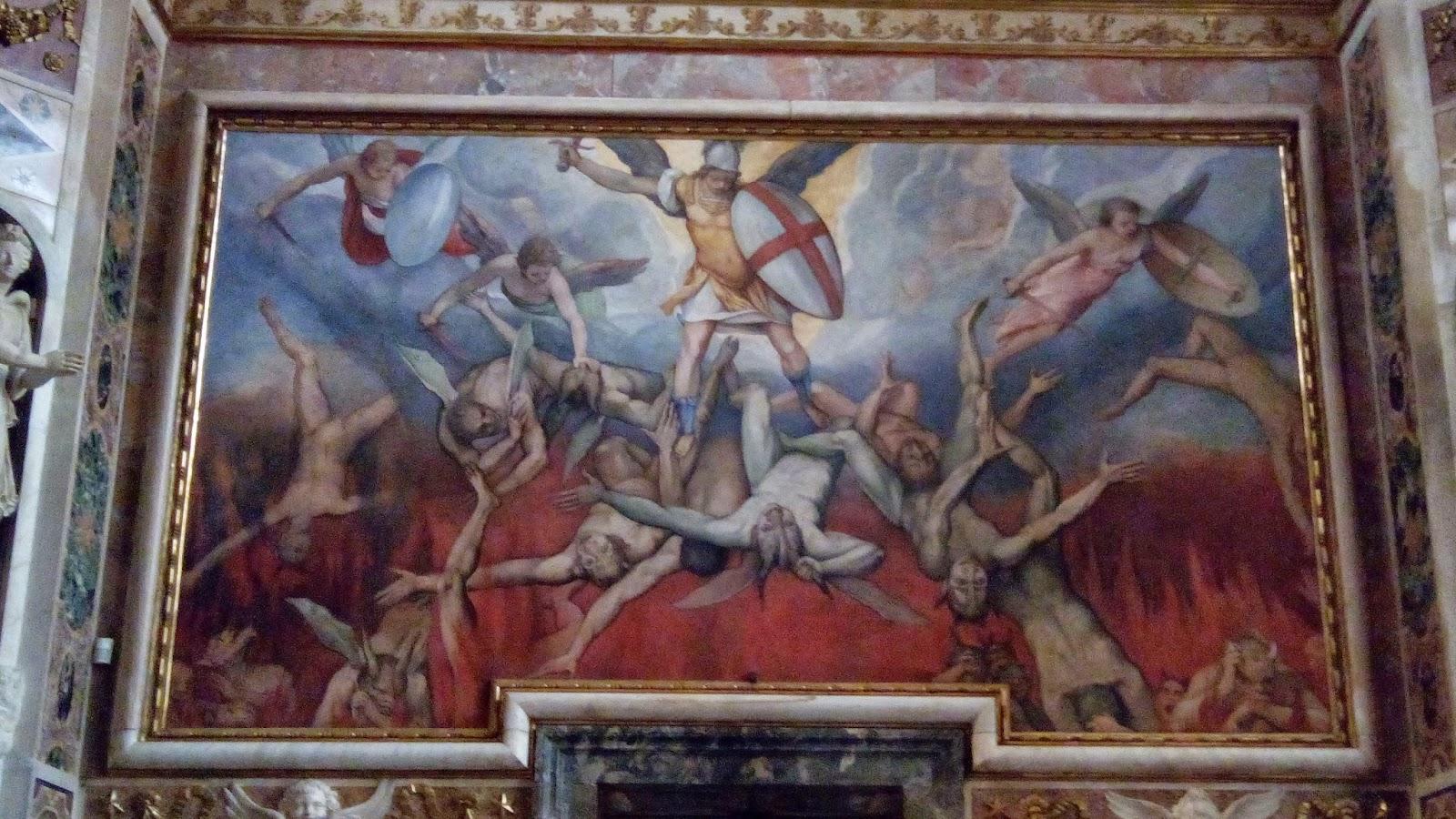 Anjos Reebldes, de Federico Zuccari