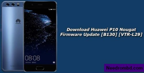 Huawei P10 (VTR-L29) Oficial Firmware Update