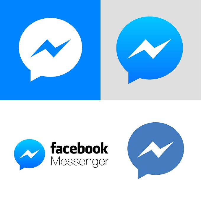 Facebook Messenger Logo Vector collection