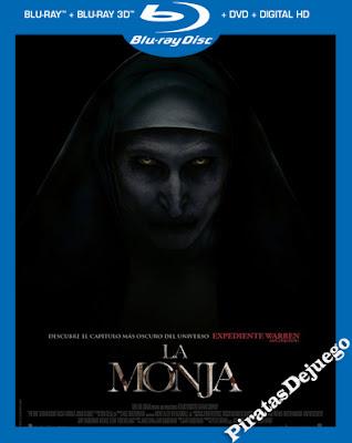La Monja (2018) HD 1080P Latino