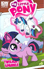 My Little Pony Micro Series #1 Comic Cover Retailer Incentive Variant