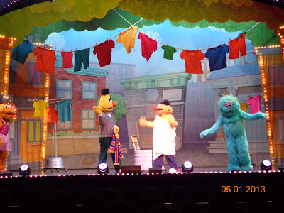 Sesame Street Can't Stop Singing