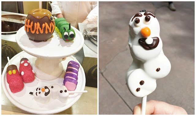 disney marshmallow wands