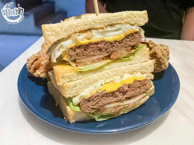 米樂福-左營區早午餐推薦