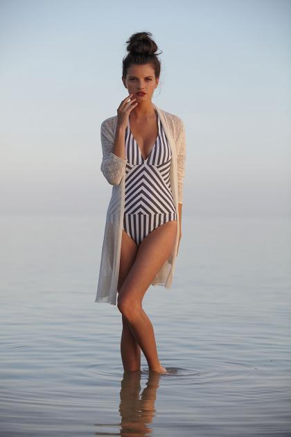 6193ee4ee0 La-La Linh  Fashion Fridays  Anthropologie Vintage Swimwear 2011