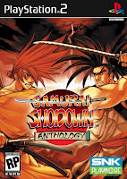 Samurai Shodown Anthology (PS2) 2008