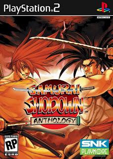 Samurai Shodown Anthology (PS2) 2008