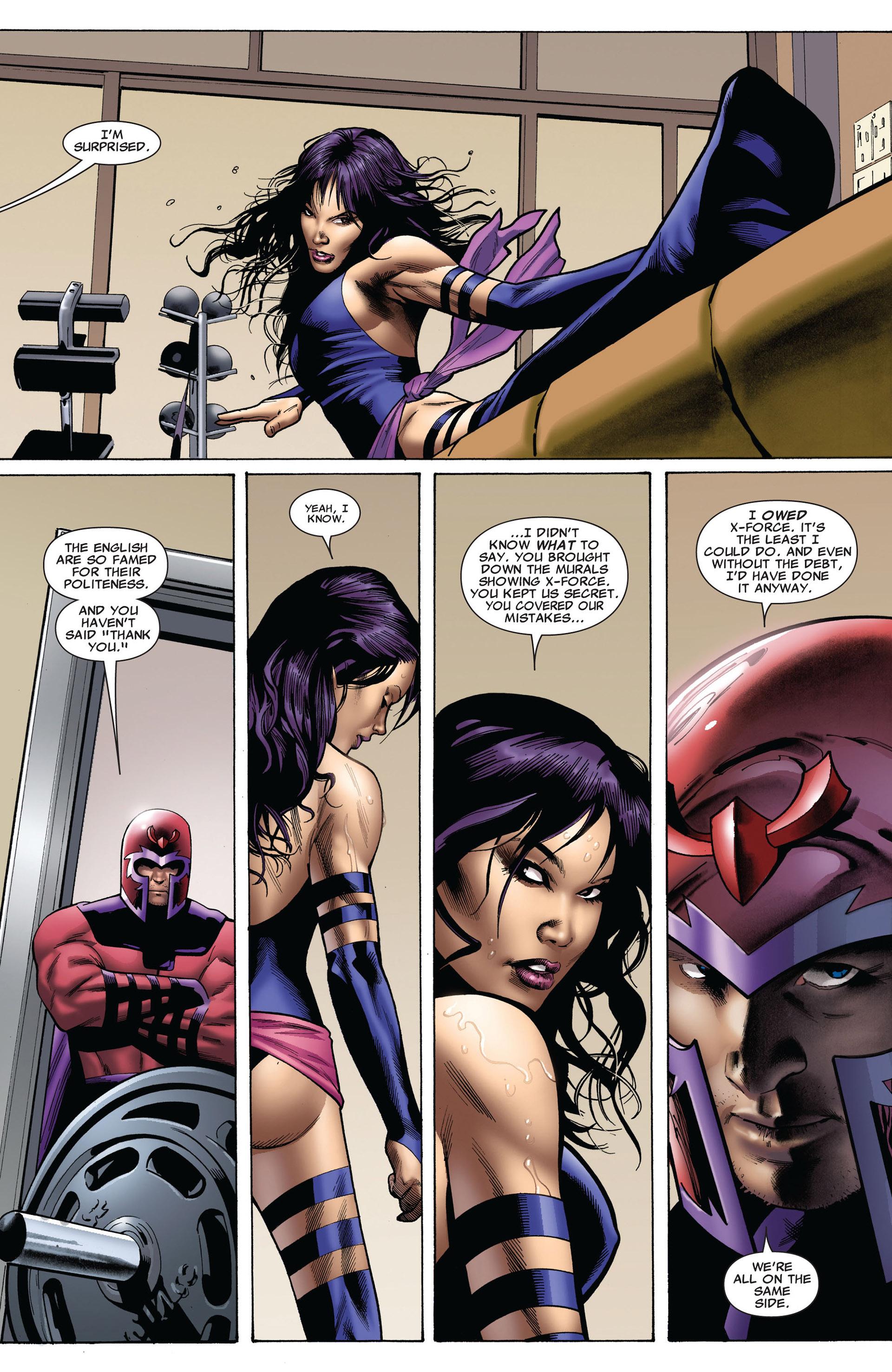 Read online Uncanny X-Men (2012) comic -  Issue #8 - 21