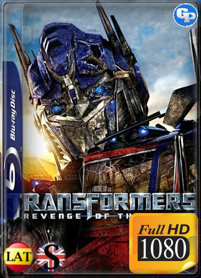 Transformers: La Venganza de los Caídos (2009) FULL HD 1080P LATINO/INGLES