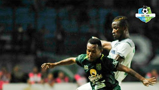Persebaya Surabaya vs PSMS Medan 2-0