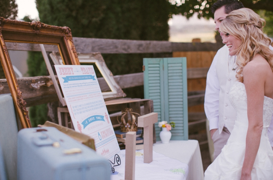 Cooper Jane Design Travis And Jenny Wedding By My Sorted