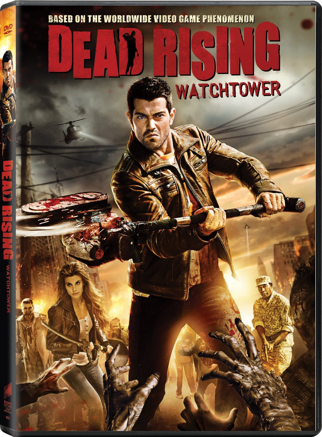 Free Kittens Movie Guide Dvd Review Dead Rising Watchtower
