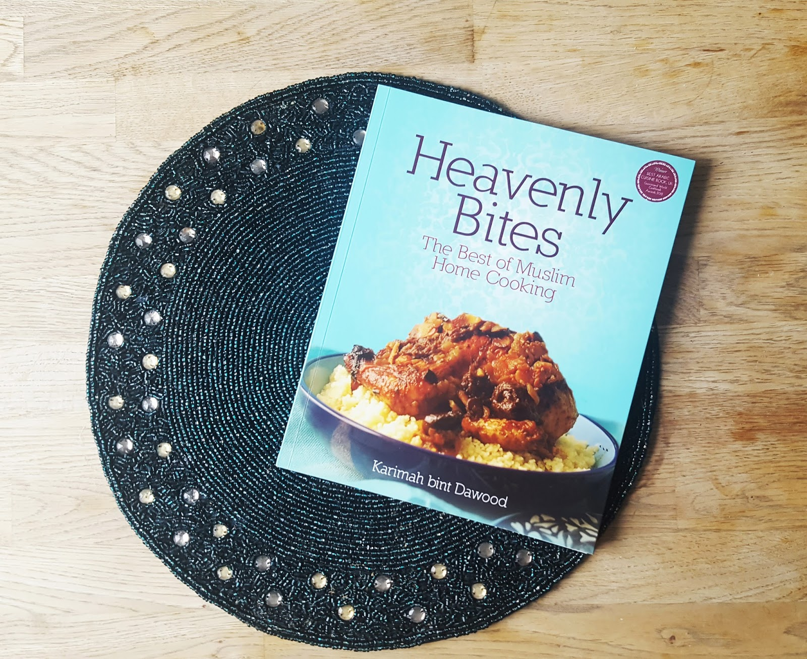 Heavenly bites cookbook