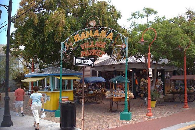 Bairros e ruas de Key West