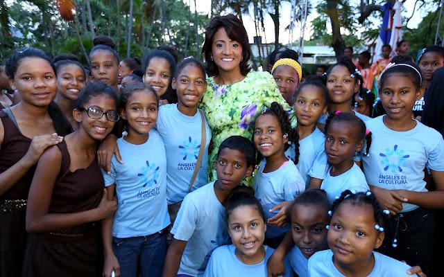 En el Día Universal del Niño, Despacho Primera Dama llama a los dominicanos a garantizar derechos