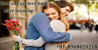 How can get love back after breakup