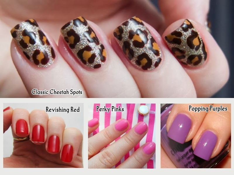 winter nail colors and designs
