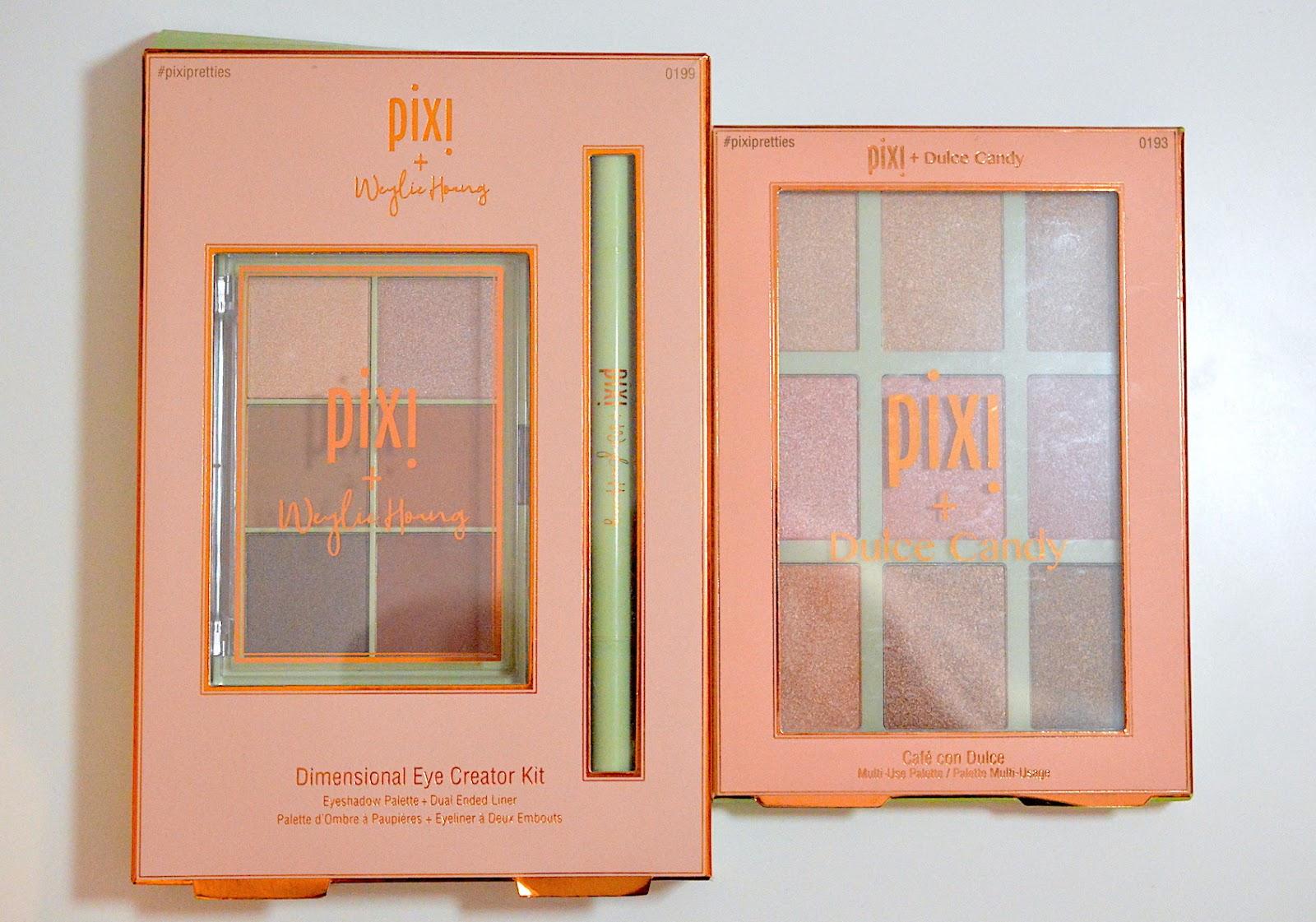 Pixi Palettes