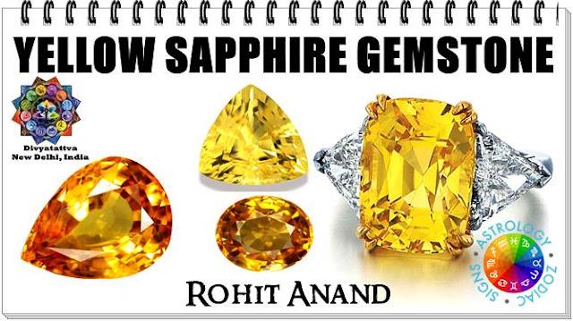 Yellow sapphire, pukhraj, gemstone, birth stone, precious stone, sapphires, astrology stone