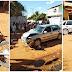 Serra do Ramalho: colisão entre moto e automóvel deixa três pessoas feridas