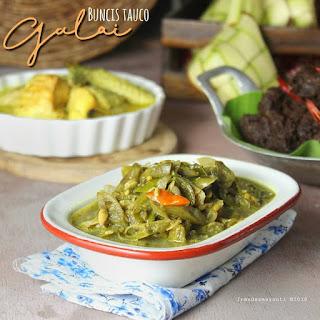 Resep Gulai Buncis Tauco Ala Restoran By @irmadesmayanti