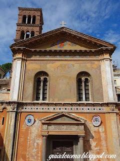 bairro monti tour portugues santa pudenziana - O bairro Monti em Roma