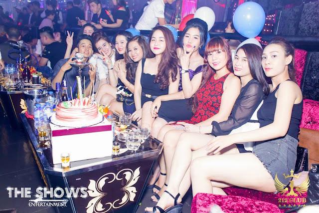 nightclub viet