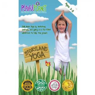 Playful Planet DVD