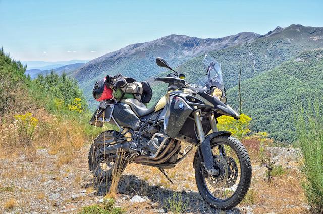 BMW F800GS Adventure. Trail Forever. Picos de Europa (y IV)