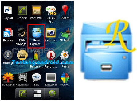 Root Explorer Apk Free Download for Galaxy Y