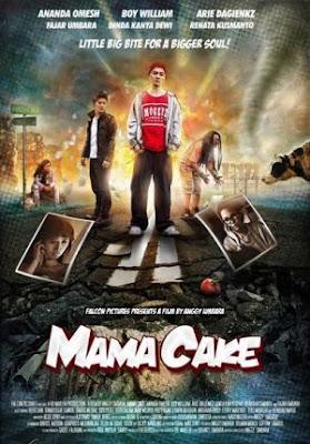 Mama Cake Poster