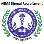 AIIMS Bhopal Jr. Resident Walkin Interview 2019