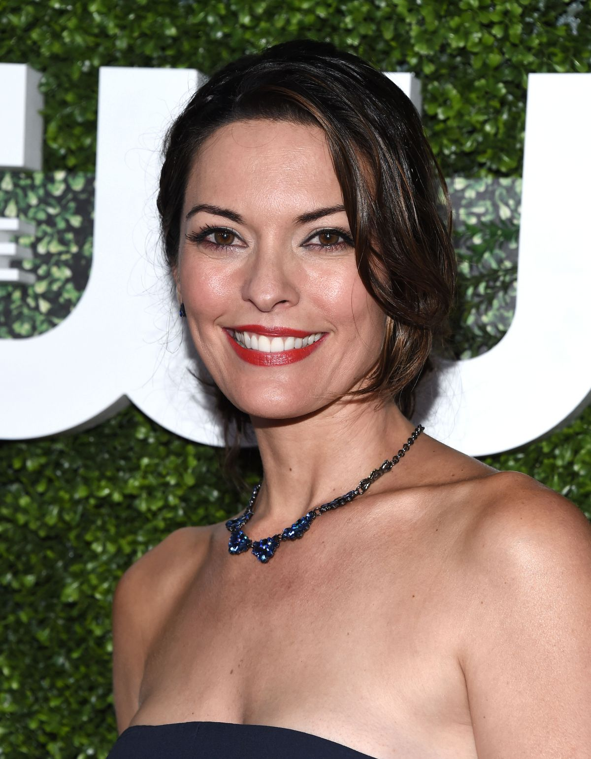Alana De La Garza At CBS CW And Showtime TCASummer Press Tour Party In Westwood