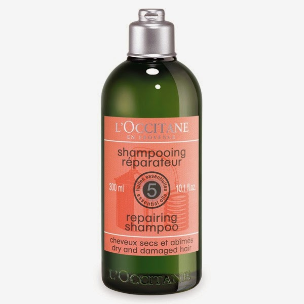 L'Occitane's Aromachologie Repair Shampoo.jpeg