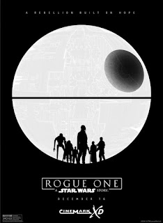 Rogue One A Star Wars Story Cinemark XD Poster